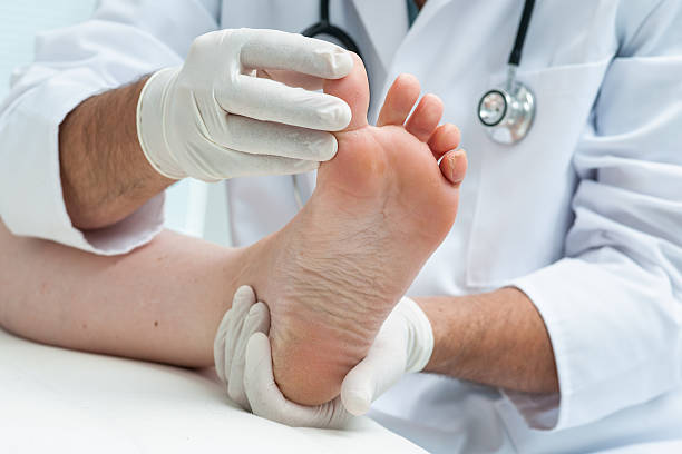 Ankle and Foot Specialists (Podiatrist)